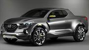 Santa Cruz, la nueva pickup de Hyundai, será producida en Estados Unidos