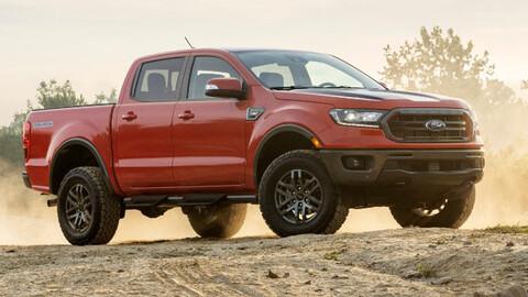 Ford Ranger a recall, detectan falla de funcionalidad en el anclaje del asiento para menores.