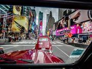PSA llenó Nueva York de viejos Citroën