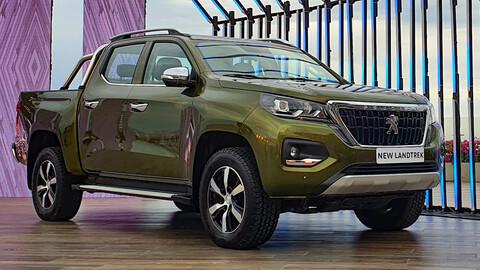 Peugeot Landtrek 2021 llega a México, una pickup muy bien equipada y con prestaciones 4x4