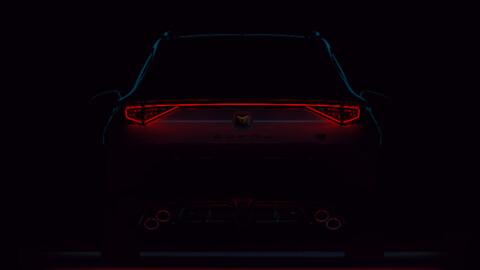 CUPRA Formentor VZ5 traerá el motor cinco cilindros de Audi