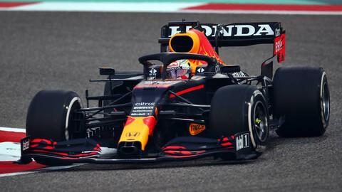 F1 2021: Max Verstappen, amo y señor de la pretemporada