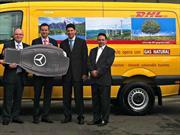 Mercedes-Benz Sprinter NGT se suma a la flotilla de DHL Express