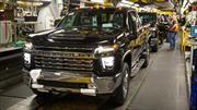 General Motors aumenta la producción del Chevrolet Silverado Heavy Duty y GMC Sierra Heavy Duty