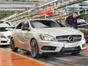 Nuevo Mercedes-Benz Clase A llamado a revisión
