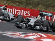 F1 GP de Italia Clasificación: Hamilton y Mercedes en la Pole