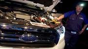 Ford sigue apostando al servicio post venta