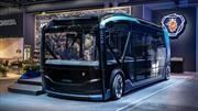 Scania NXT es un camión eléctrico que puede transportar personas, paquetes y hasta basura