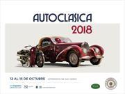 Autoclásica 2018 ya tiene fecha