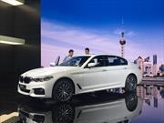 BMW Serie 5 LWB 2018, los ejecutivos chinos estarán felices
