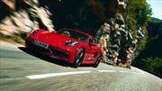 Porsche 718 Cayman y Boxter GTS 4.0, vuelve con seis cilindros