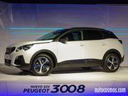 Peugeot 3008 2017 se pone a la venta