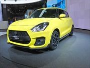 Suzuki Swift Sport 2018 se lanza