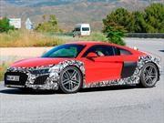 Primeras imágenes del Audi R8 2019