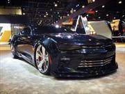Chevrolet Camaro Slammer Concept, un hot rod moderno