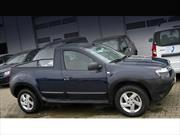 Renault Duster pick up se encuentra bajo desarrollo