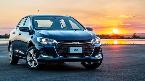 Chevrolet Onix Sedán 2020 en Chile, equipamiento, versiones y precios