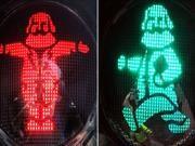 Marx, el hombre rojo… ¡del semáforo!