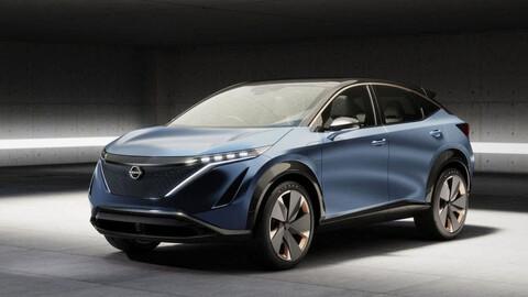 Nissan lanzará 6 autos 100% eléctricos en China