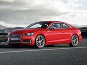 Audi A5 y S5 Coupé 2017, deportividad y eficiencia