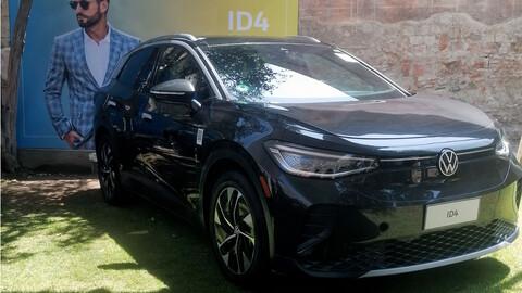 Manejamos la Volkswagen ID.4 en México, la primer SUV eléctrica de la marca