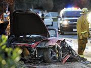 La justicia declara inocente a Porsche del accidente de Paul Walker