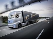 Mercedes-Benz Future Truck 2025 Concept, el camión del futuro