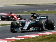 F1 GP de España 2017: Hamilton ganó la batalla