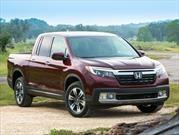 La Honda Ridgeline recibe 5 estrellas en pruebas de seguridad