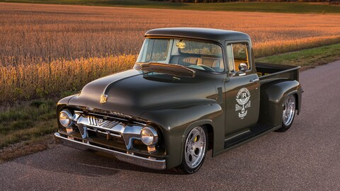 Ford F-100 1954 by Ringbrothers debuta