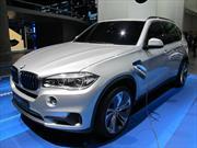 BMW anuncia que el X5 eDrive Concept, con un consumo de 26.3 km/L