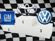 Toyota vuelve a ser el N1 mundial en 2012