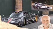 Pagani Zonda R y Lancia Delta S4: las victimas de Goodwood 2019