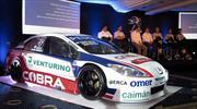 Peugeot Cobra Team presentó su Súper TC2000