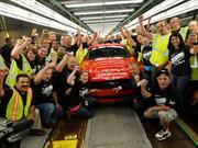 Comienza ensamble del Ford Mustang 2015 en Flat Rock
