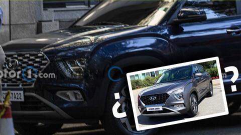 Así es el nuevo Hyundai Creta fabricado en Brasil