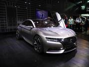 Citroën Divine DS Concept se presenta
