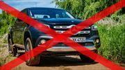 Mercedes-Benz cancela la producción de la Clase X en Argentina