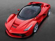 Ferrari presenta LaFerrari, 963 hp de poder híbrido