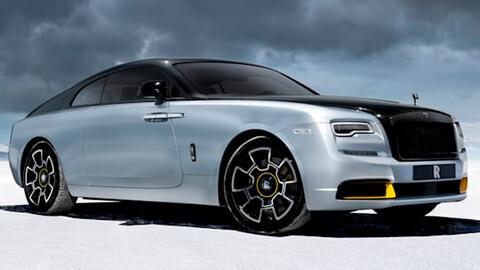 Rolls-Royce Landscape Collection honra a un pionero de la velocidad