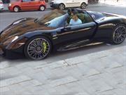 Zlatan Ibrahimovic estrena Porsche 918 Spyder