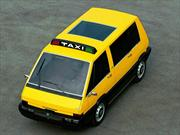 Concepts Retro: ItalDesign Alfa Romeo New York Taxi y Lancia Megagamma
