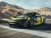 Porsche 718 Cayman GT4 Clubsport 2019, listo para competir