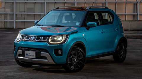 Suzuki Ignis 2021 llega a México, el SUV urbano se actualiza
