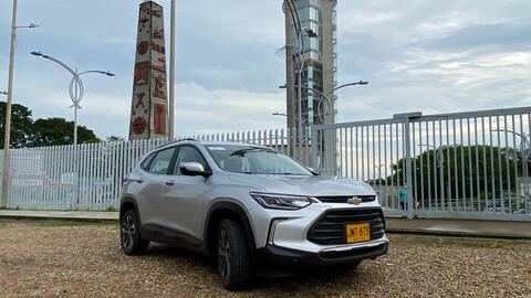 Chevrolet Tracker Turbo 2021, prueba de manejo hasta el centro geográfico de Colombia