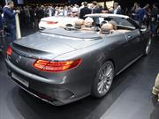 Mercedes-Benz Clase S Convertible, lujo al descubierto