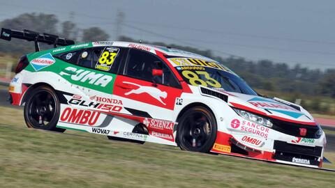 Súper TC2000 2021: Facundo Ardusso y Honda fueron invencibles en San Nicolás