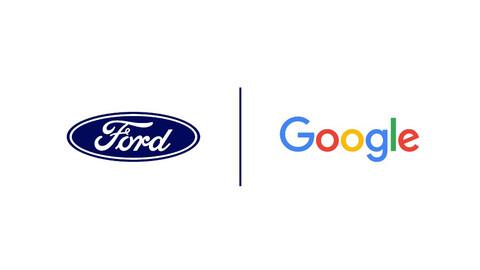 Ford y Google juntos: Dos potencias se saludan