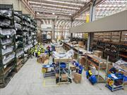 RENAULT-Sofasa inauguró nuevo Almacén Central de Repuestos
