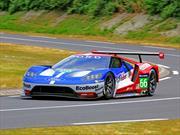 Ford GT regresará a las 24 Horas de Le Mans el próximo 2016